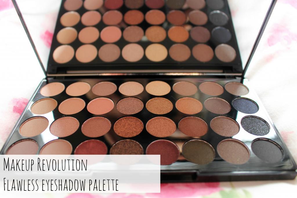 makeup revolution 32 palette flawless. Black Bedroom Furniture Sets. Home Design Ideas