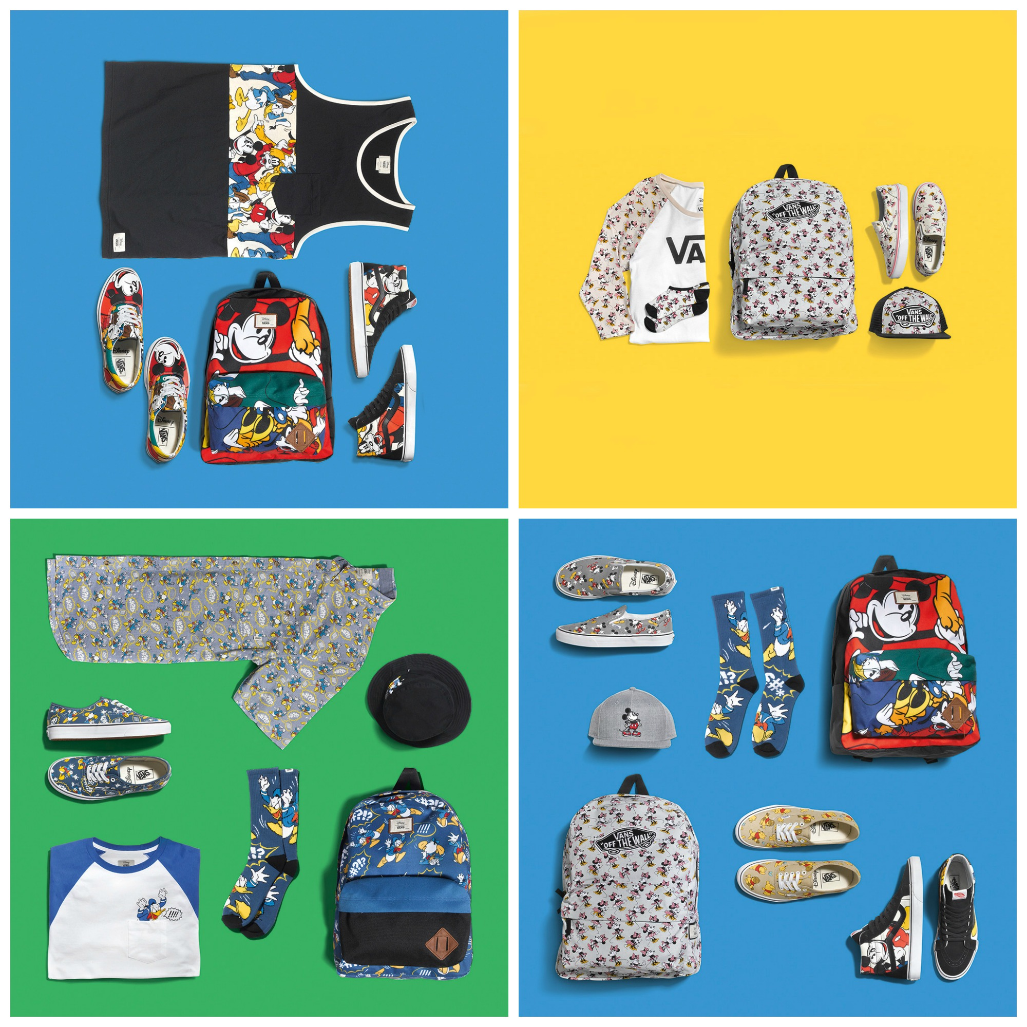 vans disney uk games