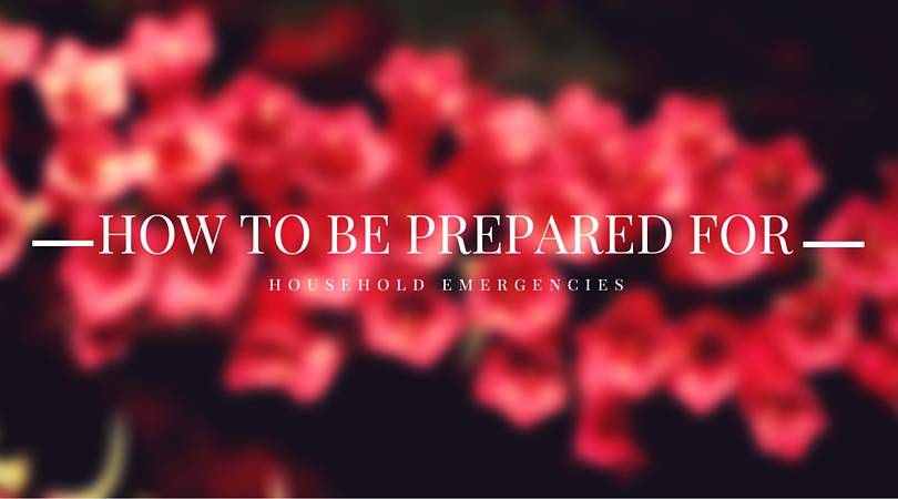 how to be prepared for