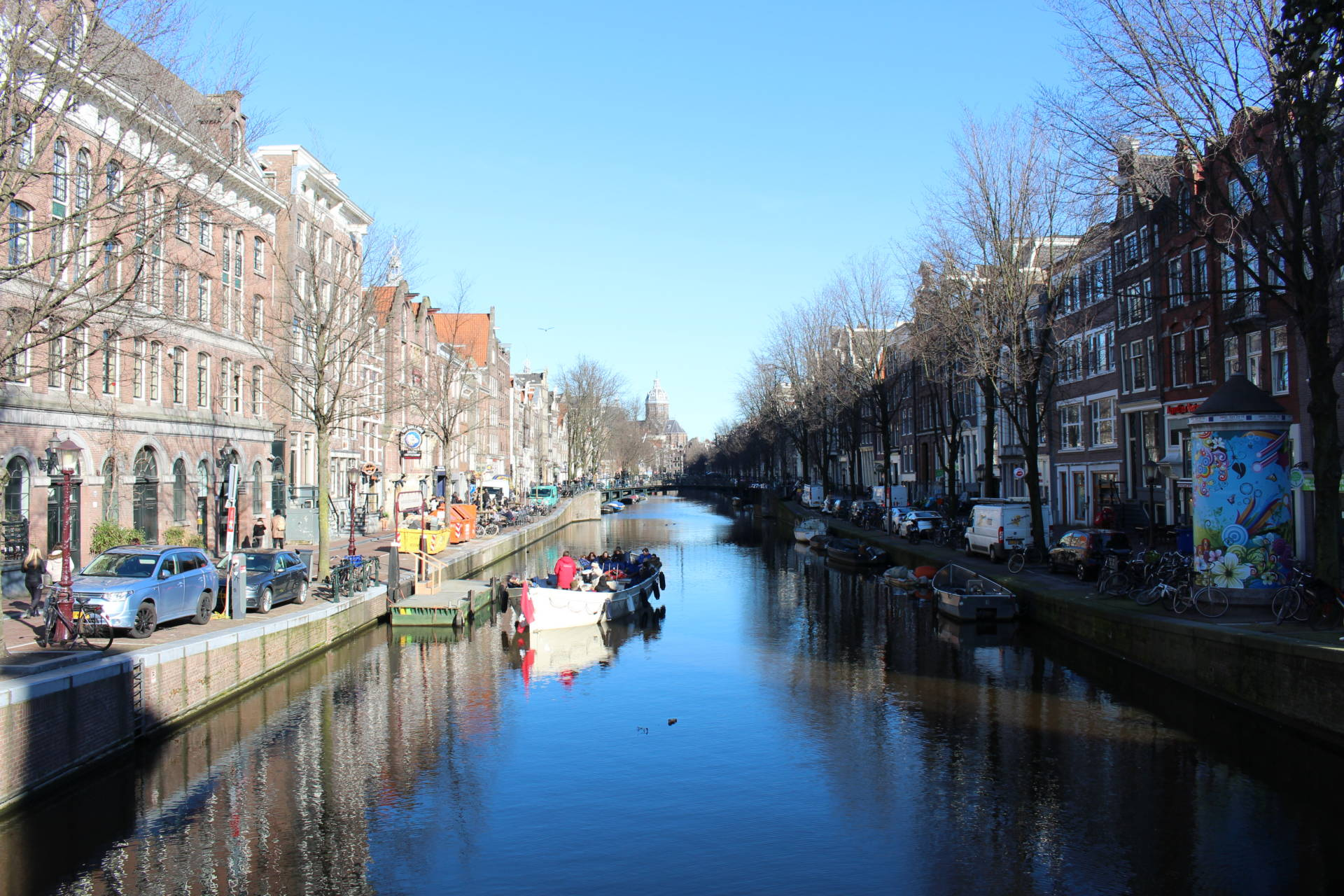 Amsterdam solo travel