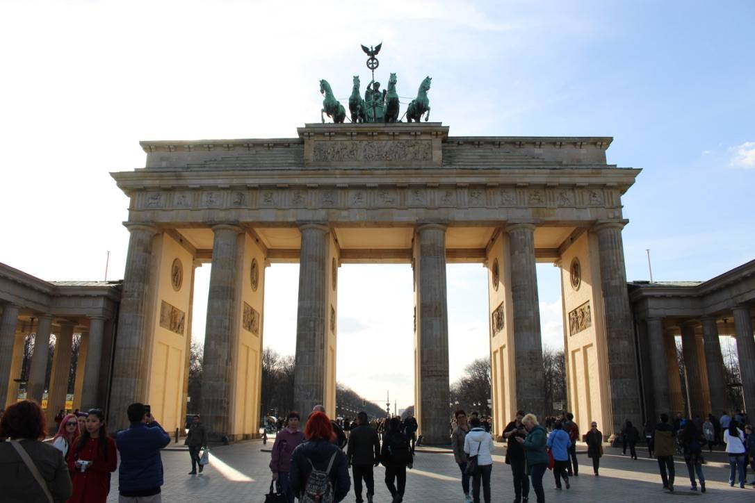 Berlin, Germany. Brandenburg Gate
