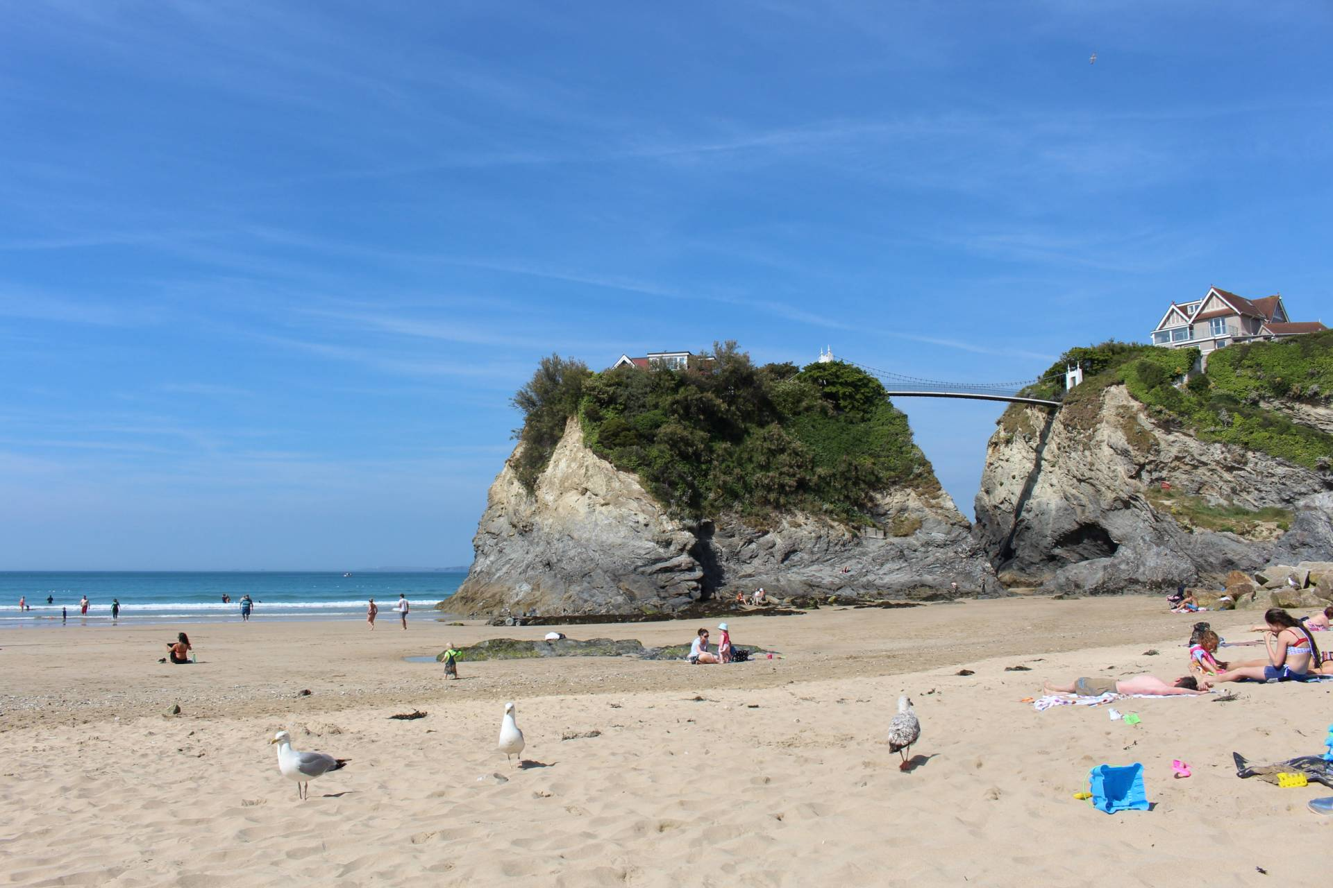 Newquay Cornwall holiday parks
