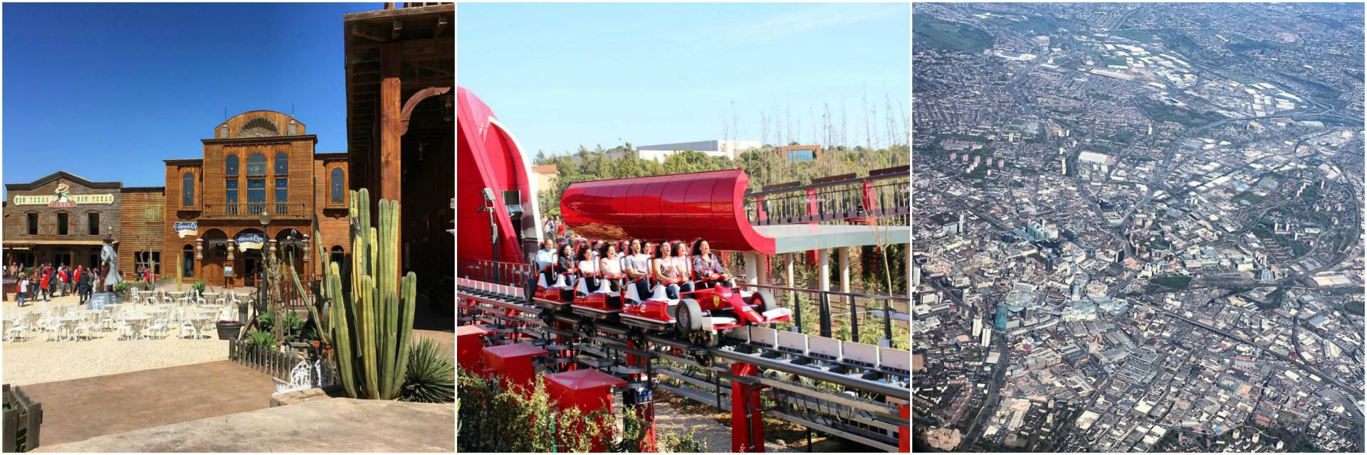 Favourite moments of 2017 - Portaventura World, Ferrari Land