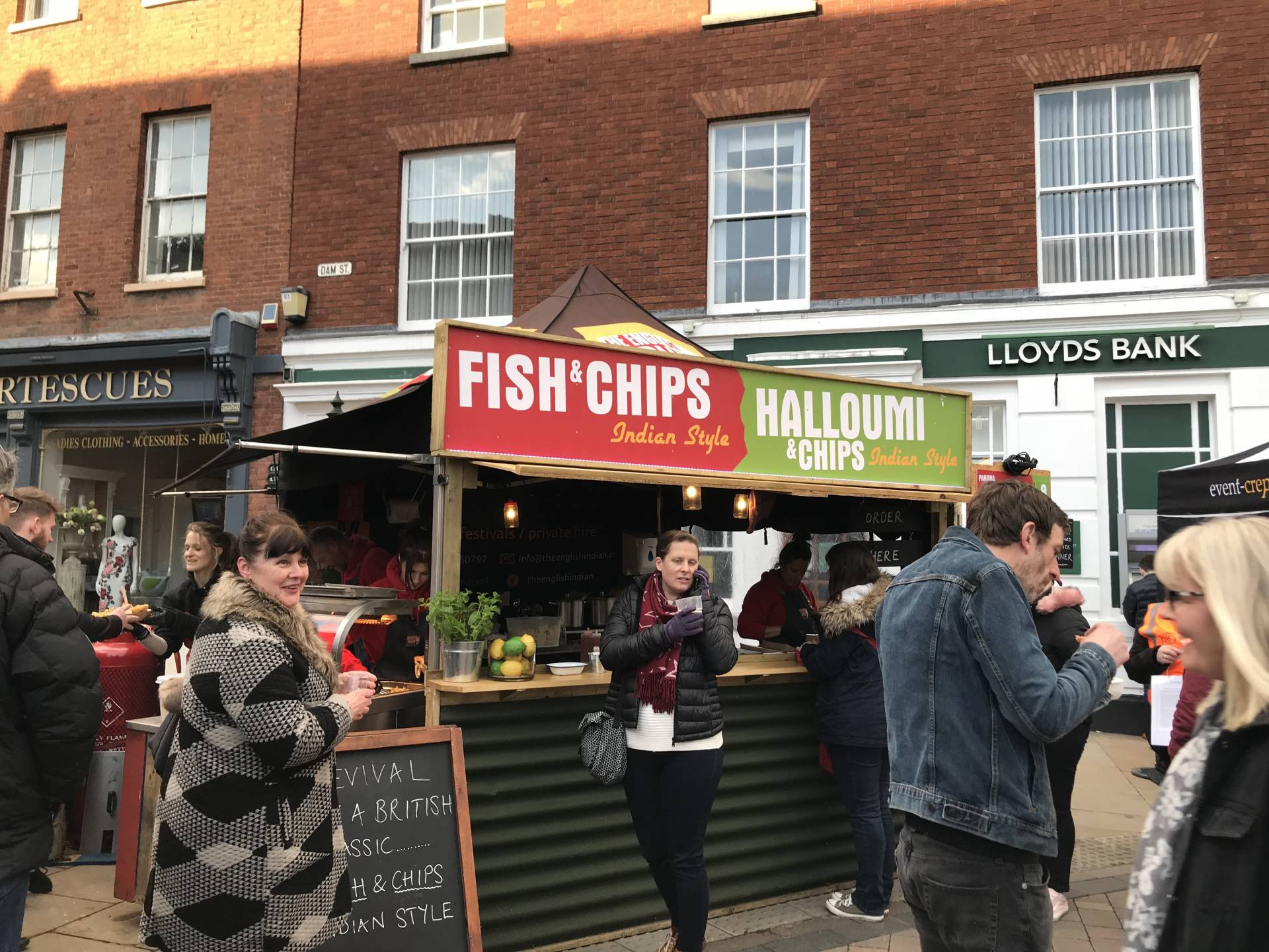 Lichfield Grub Club - Street Food