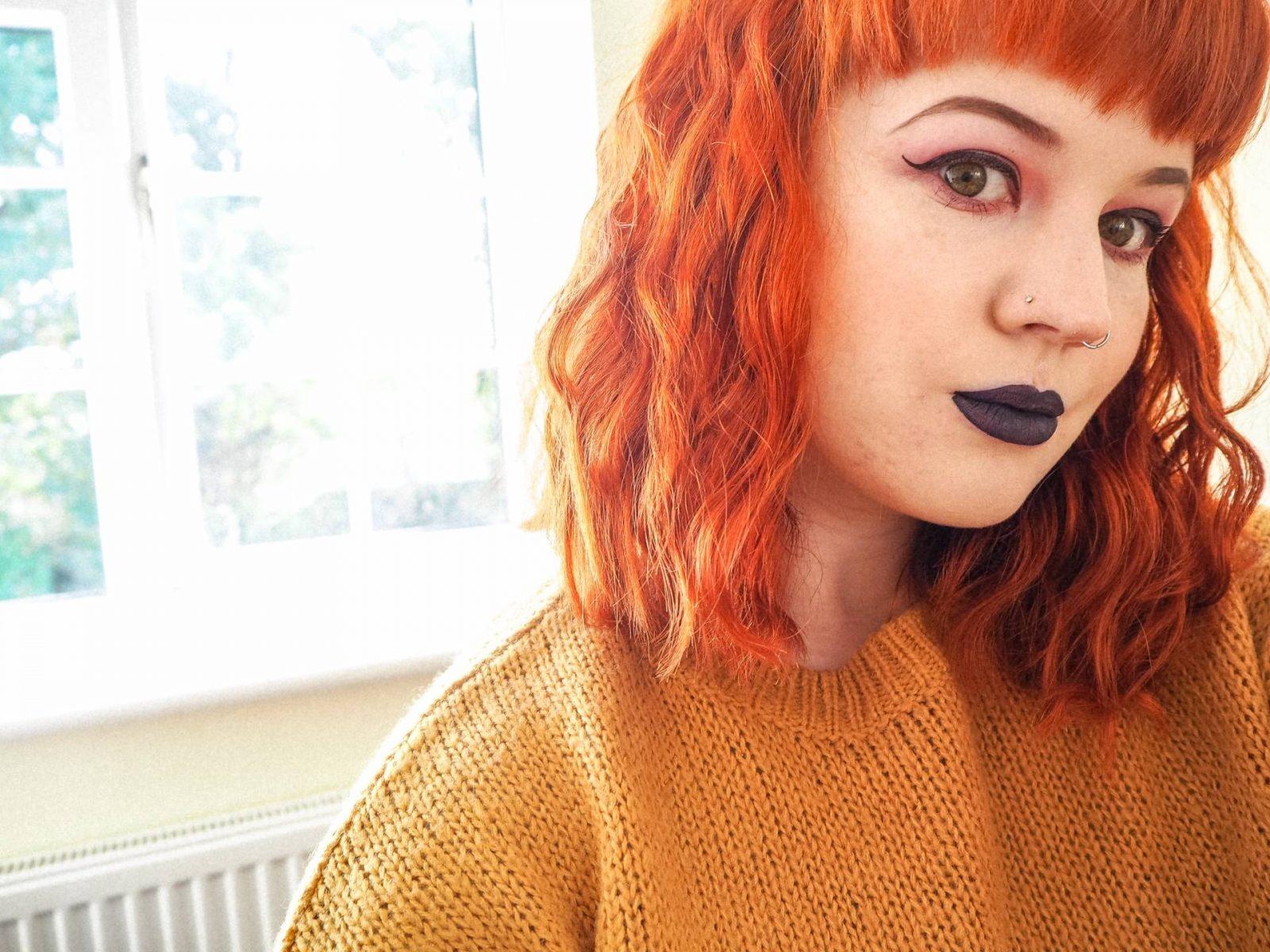 Keeping My Hair Colour Vibrant Strangeness Charm