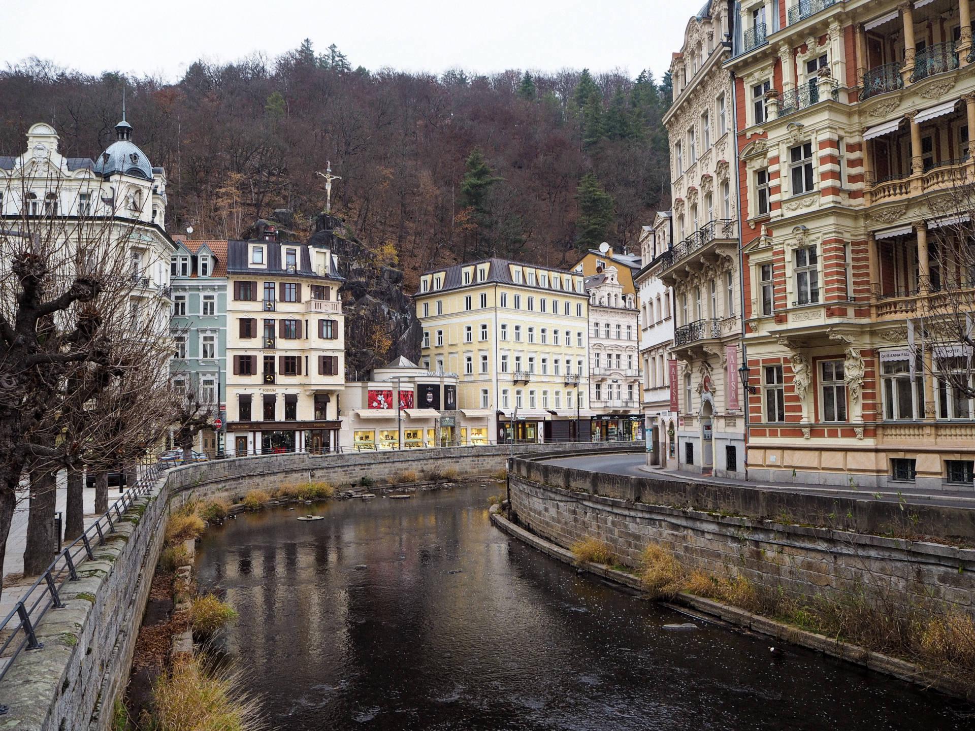 Hotel Prezident, Karlovy Vary