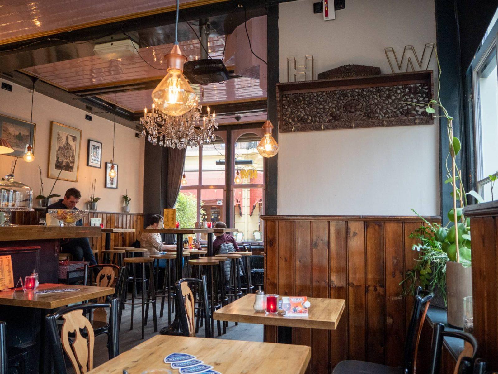 Café Heen en Weer in Utrecht