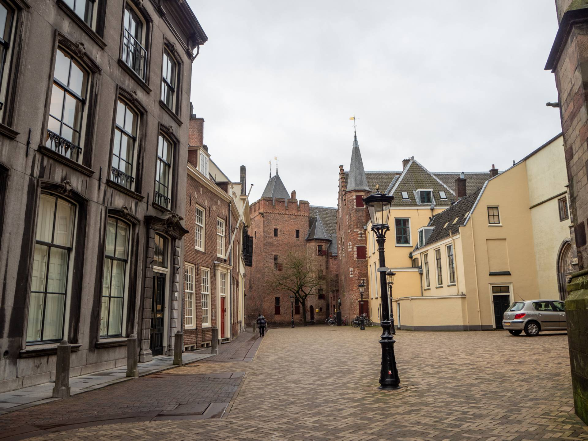Streets of Utrecht - day trip from Amsterdam