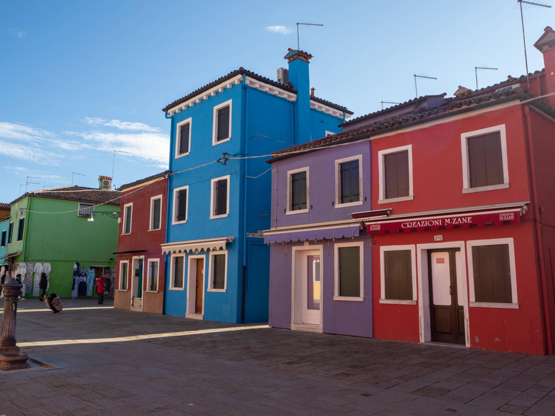 Venice on a budget - the island of Burano
