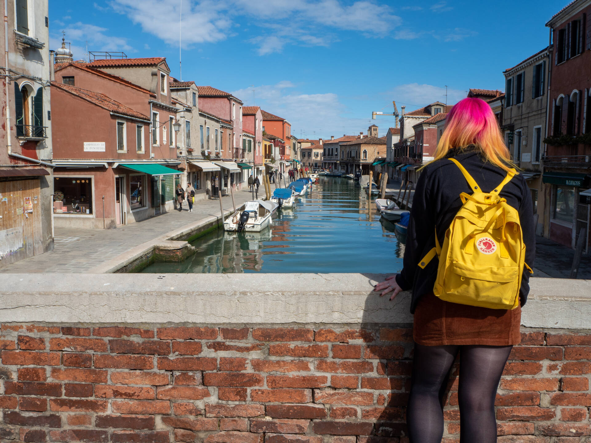 Visiting Venice on a budget - the island of Murano
